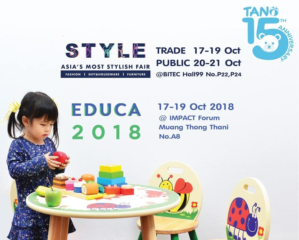 TANO Trade Exhibition on tour 2018 3